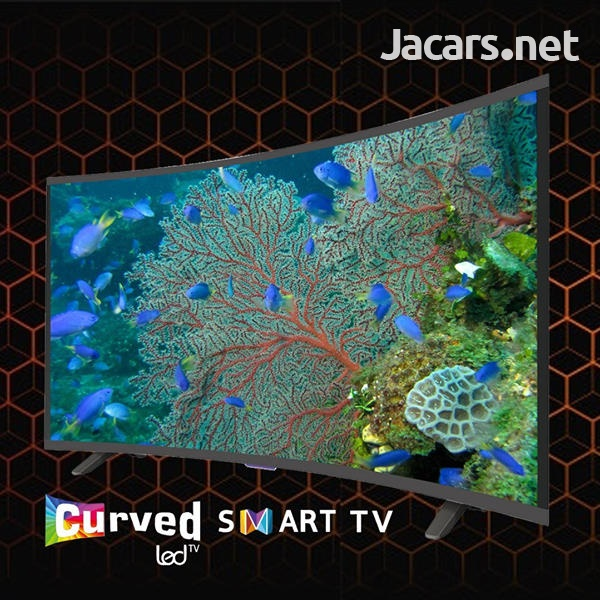 43-82 inches SAMSUNG SMART LED T.V. CURVED-4