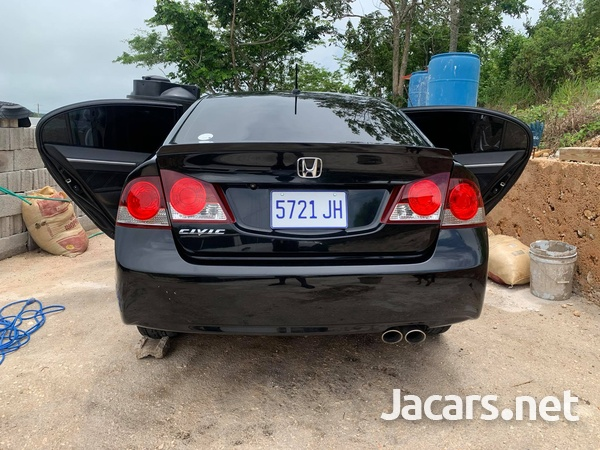 Honda Civic 1,7L 2010-7