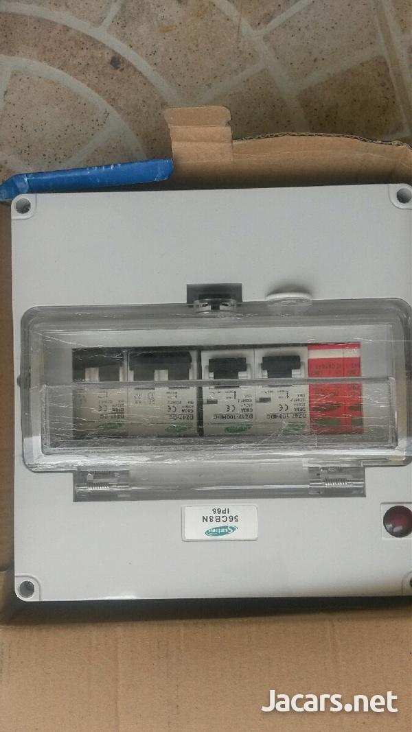 solar combiner box-2