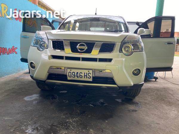 Nissan X-Trail 2,1L 2014-3