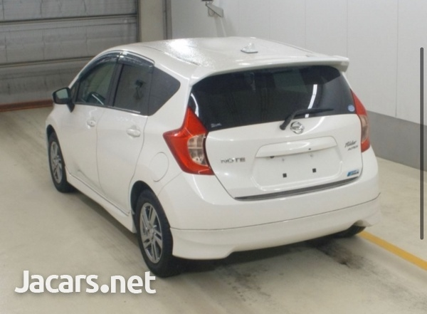 Nissan Note 1,2L 2016-2
