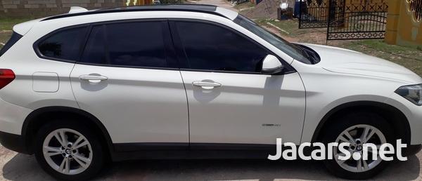 BMW X1 1,8L 2018-2