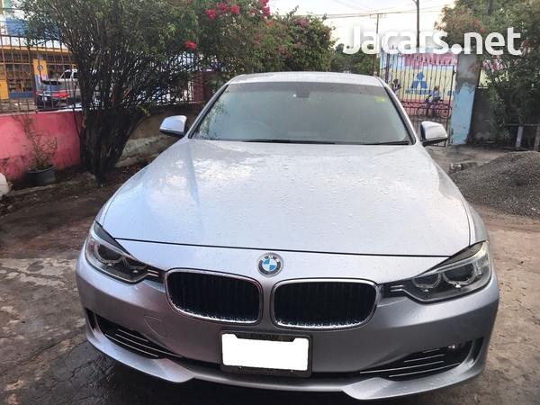 BMW 3-Series 1,6L 2015-1