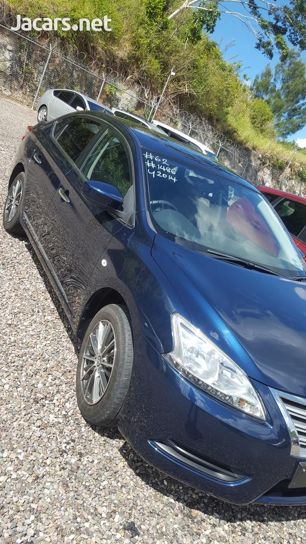 Nissan Sylphy 1,5L 2014-15