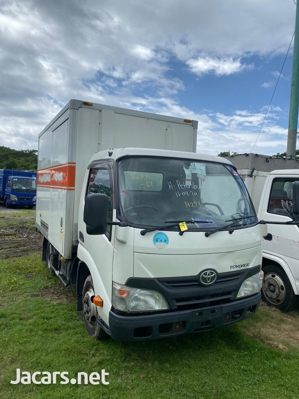 2012 Toyota Toyoace Truck-1