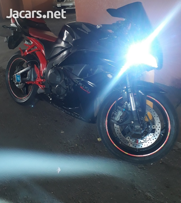 2010 Honda cbr600rr-4