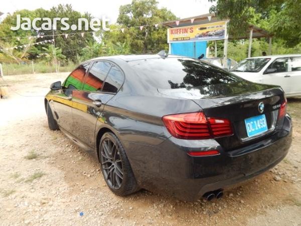 BMW 5-Series 2,0L 2013-7