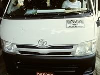 Toyota Hiace Bus 2,7L 2012