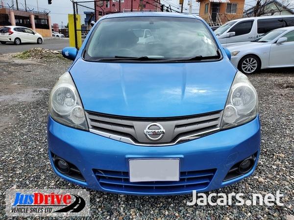 Nissan Note 1,3L 2012-2