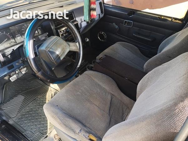 Nissan Pickup 2,4L 1991-6