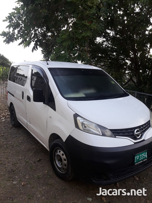 Nissan NV200 1,6L 2014-2