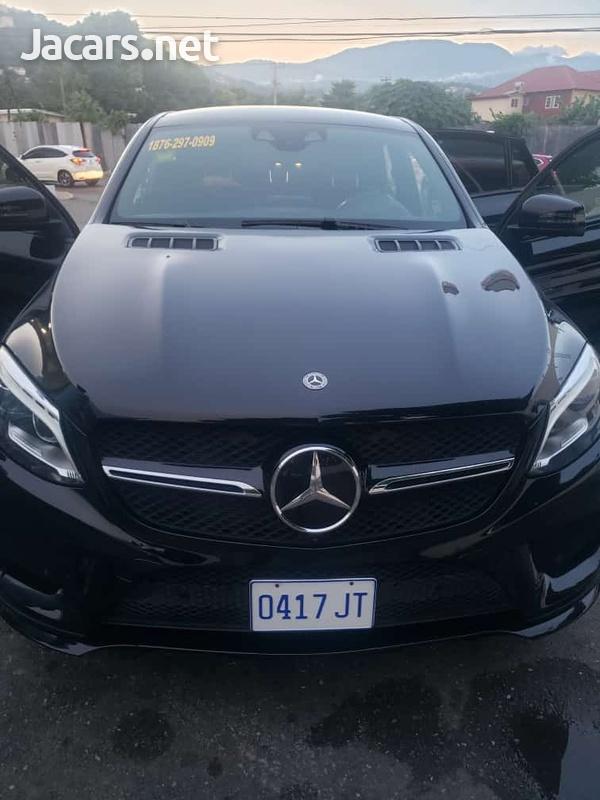 Mercedes-Benz GLE-Class 3,0L 2019-9