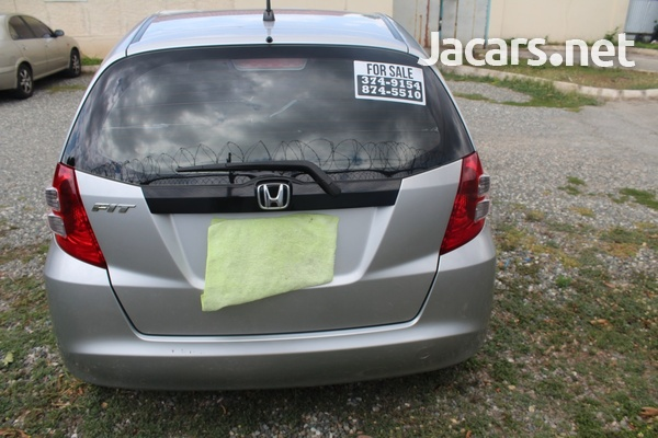 Honda Fit 1,3L 2008-4