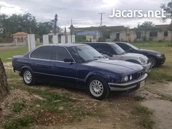 BMW 5-Series 3,0L 1993-1