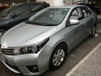 Toyota Corolla 1,6L 2014