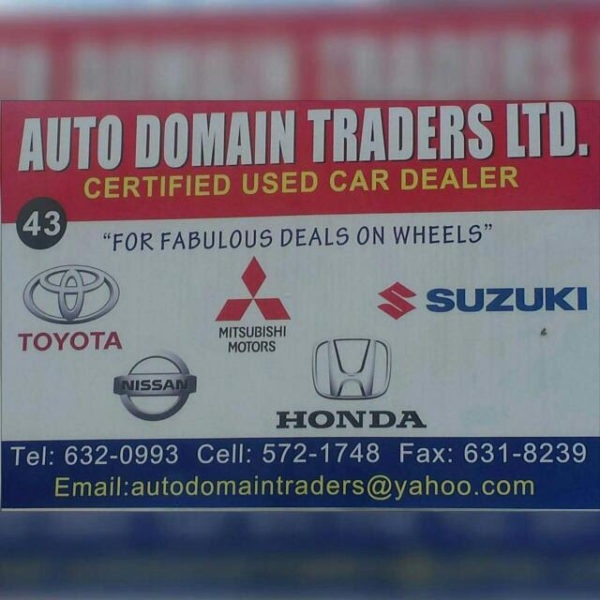 Auto Domain Traders Ltd.