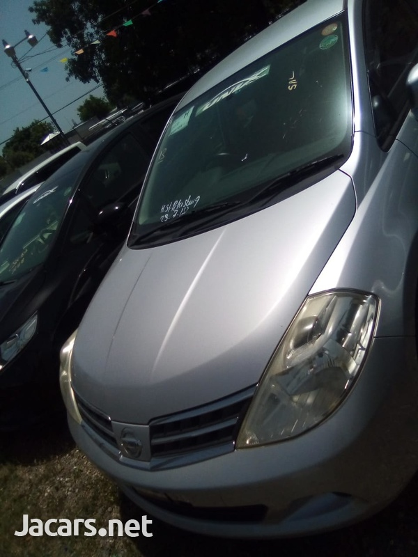 Nissan Tiida 1,3L 2013-3