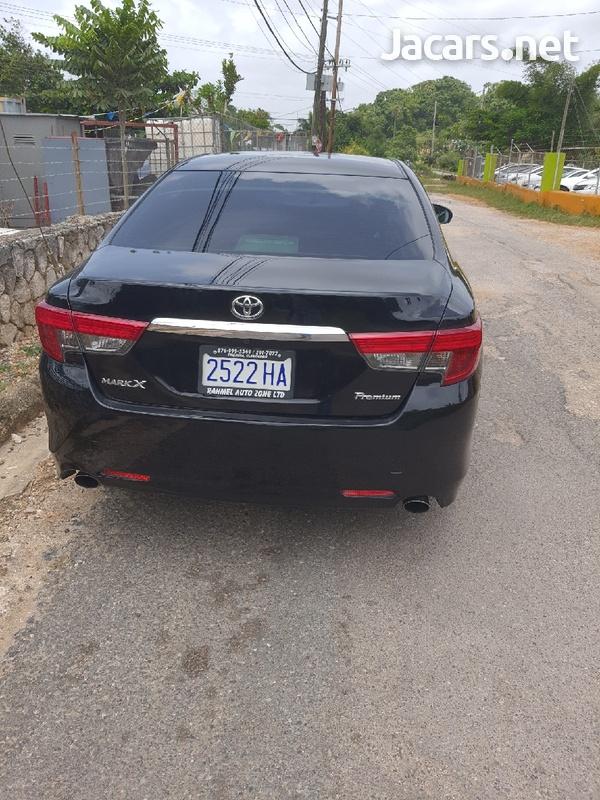 Toyota Mark X 2,4L 2013-2