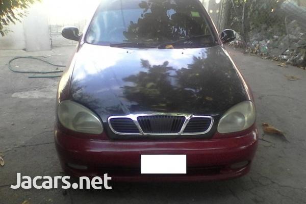 Daewoo Lanos 1,5L 1999-3