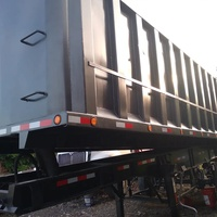 2012 Tipping Trailer 25ft steel body