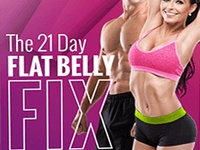 lose 1 pond a day with flat belly fix