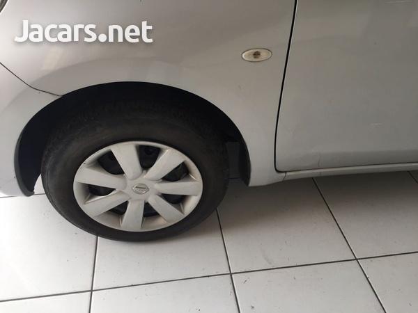Nissan March 1,2L 2012-8
