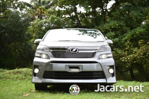 Toyota Vellfire 2,0L 2014-11