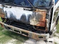 Damage truck