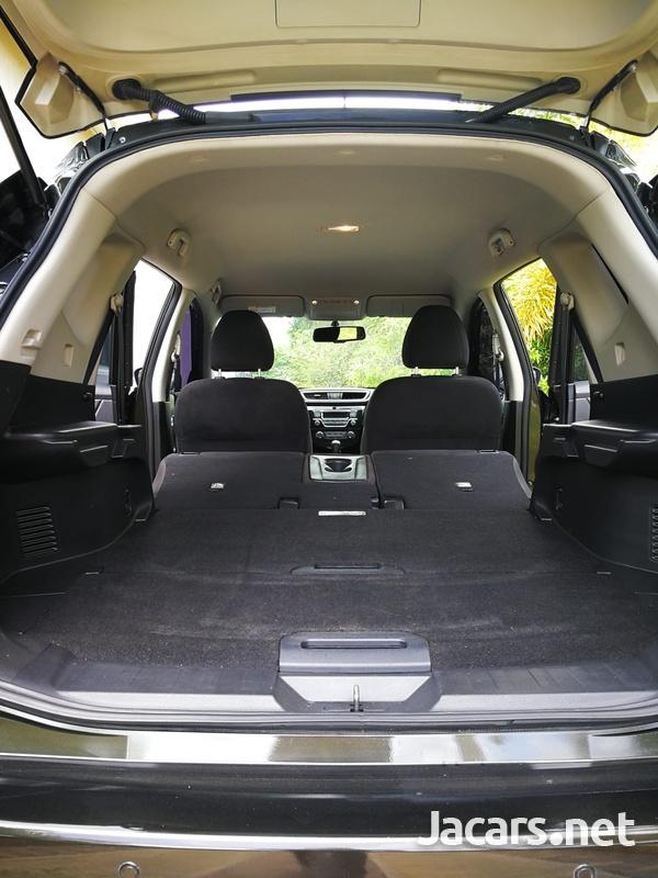 Nissan X-Trail 2,5L 2015-3