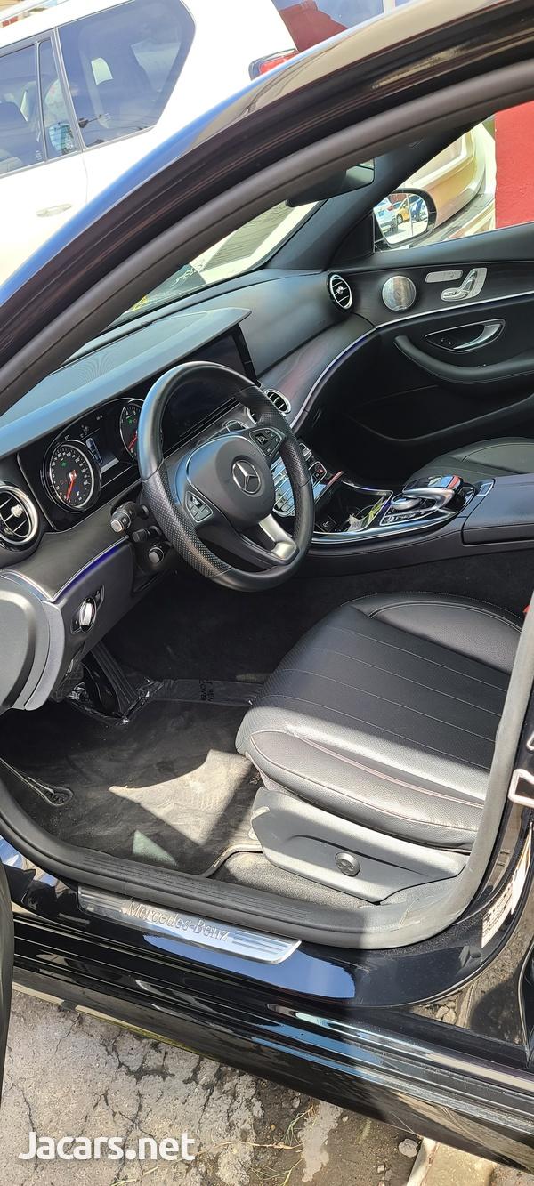 Mercedes-Benz E-Class 3,2L 2017-9