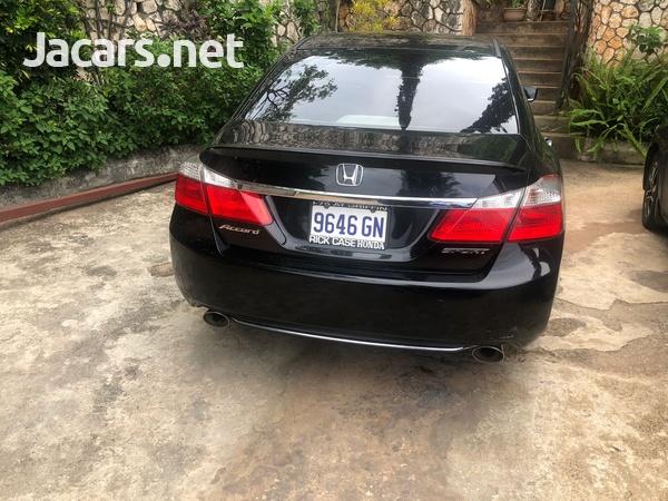 Honda Accord 2,4L 2014-5