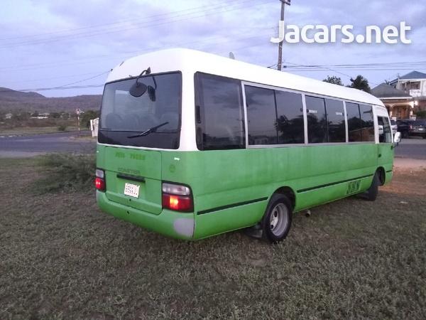 2001 Toyota Coaster Bus-2