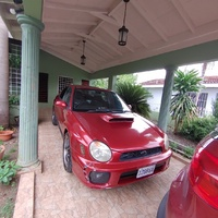 Subaru WRX 2,1L 2002