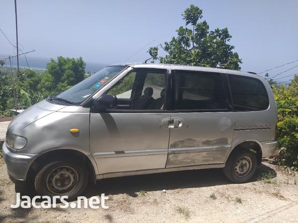 Minivan 3,0L 1998-3