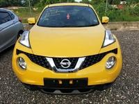 Nissan Juke 1,6L 2015