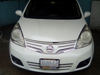 Nissan Note 1,7L 2012