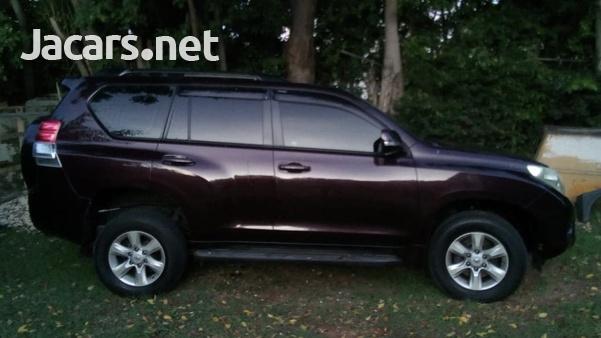 Toyota Prado 4,7L 2011-3