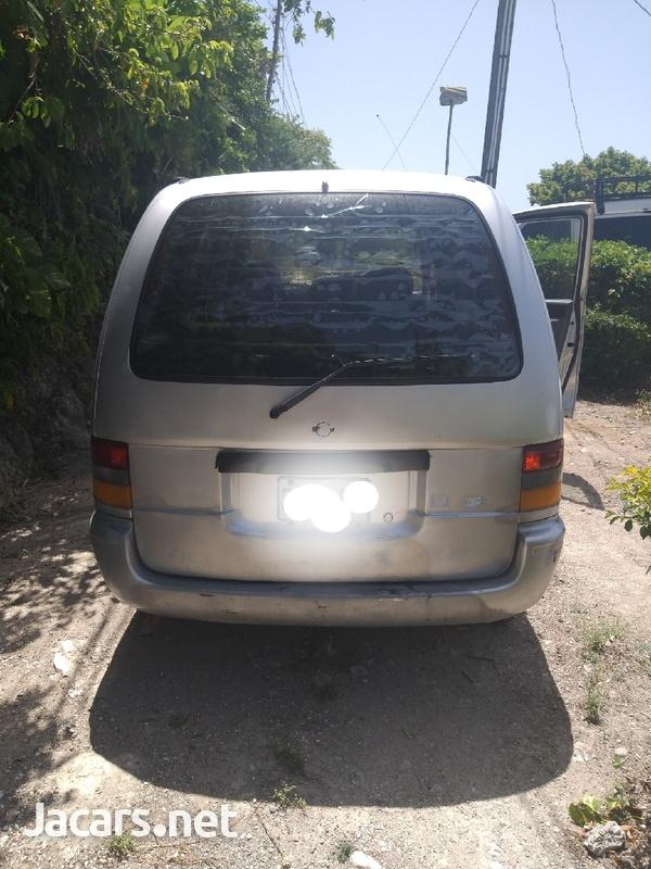 Minivan 3,0L 1998-4