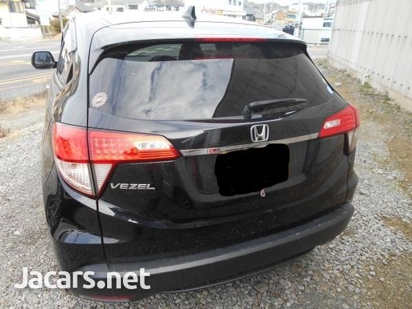 Honda Vezel 1,5L 2018-8