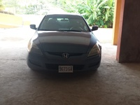 Honda Accord 2,4L 2006