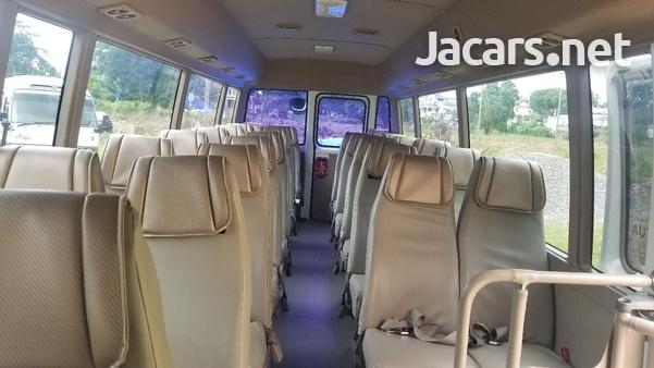 2008 Toyota Coaster Bus-9