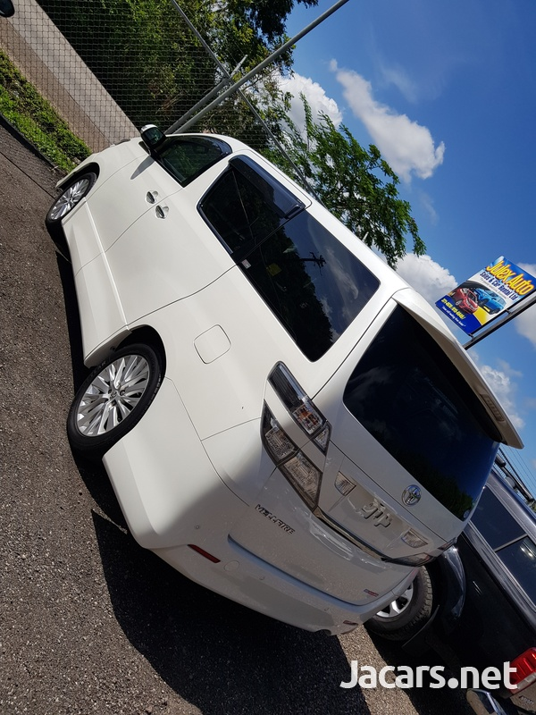 Toyota Vellfire 2,4L 2014-4