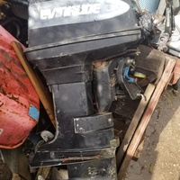55hp EvinRude Boat Engine