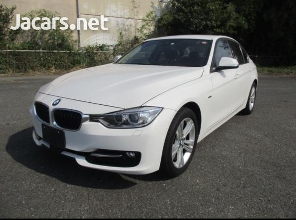 BMW 3-Series 2,0L 2015-2