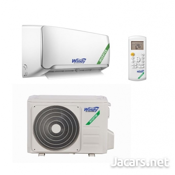 WINDY SMART A/C 12000BTU BRAND NEW-2