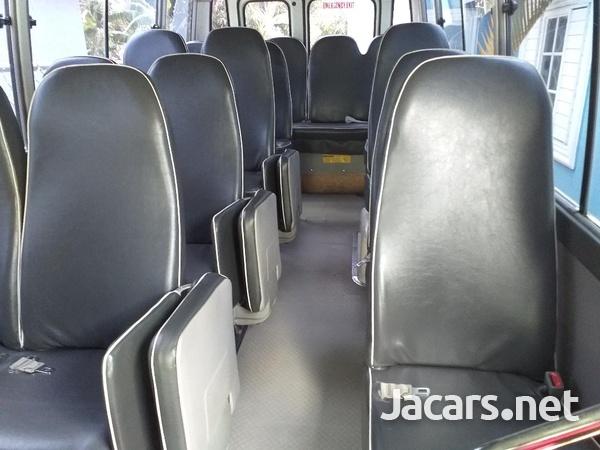 2011 Toyota Coaster Bus-3