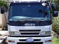 2006 Isuzu Box Body Freezer Truck