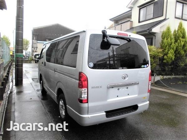 Toyota Hiace Van 2,0L 2016-2