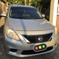 Nissan Latio 0,5L 2014