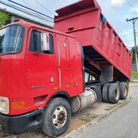 1990 International Tipper Truck